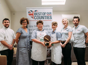 2019 MIDCOUNTIES WINNERS ARE FROM GLOUCESTERSHIRE