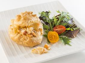 2013 Create & Cook finalists recipes - Moza's Bembridge Crab Choux Puffs