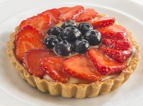 2014 Create & Cook finalists recipes - Abigail's Summer Fruit Tart