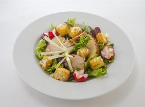 2016 Create & Cook Finalists recipe – Kyle's Smoked Chicken Salad with Sussex Honey Dressing