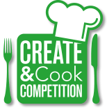Create & Cook Competition logo